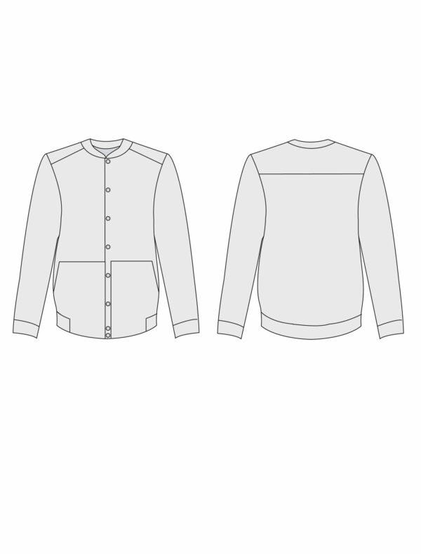 ordinary disorder jacket ten pocket