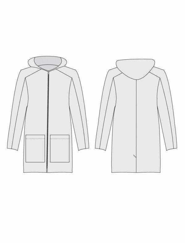 ordinary disorder coat eleven