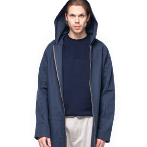 coat ordinary disorder organic cotton