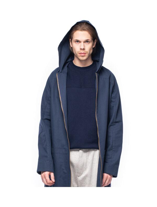 coat ordinary disorder organic cotton