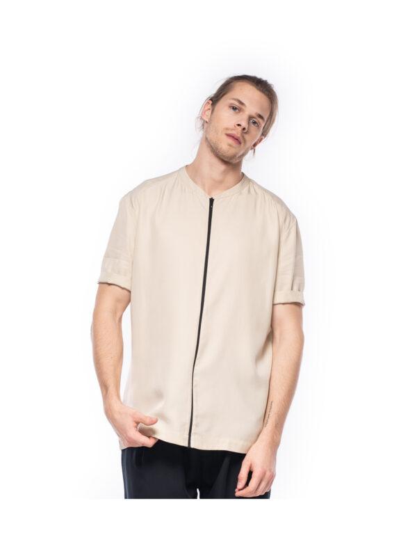 shirt TWO beige tencel