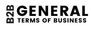 General terms of business