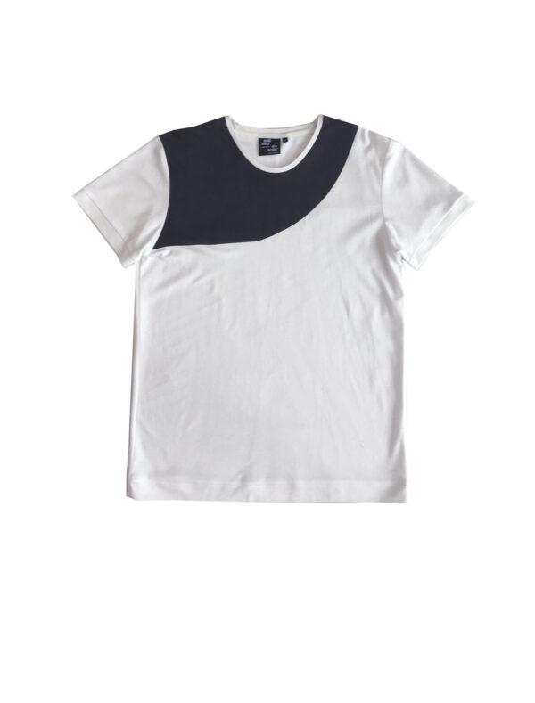 ordinary disorder t-shirt organic cotton white full print