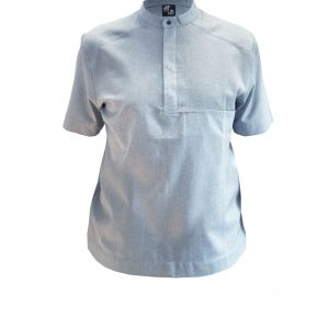 ordinary disorder shirt one front, blue