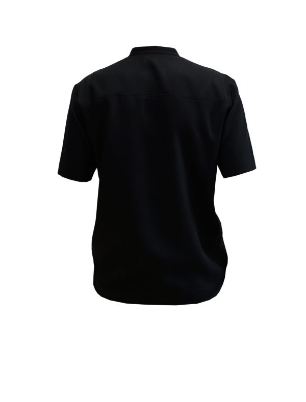 ordinary disorder shirt one back, black