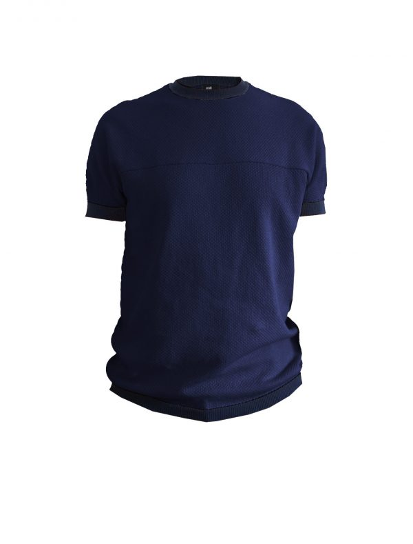 ordinary disorder shirt three front, navy