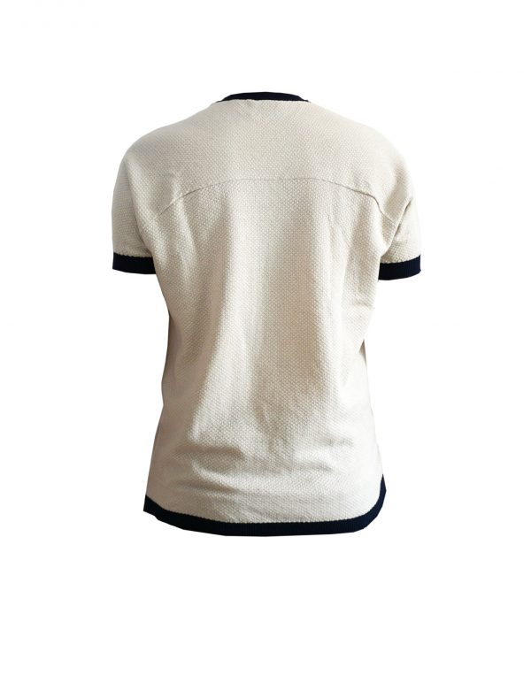 ordinary disorder shirt three back, beige